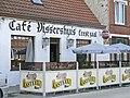 """Café """"Vissershuis"""", lage 19de-eeuwse dorpswoning, Vissersstraat 49, Moerkerke (Damme).JPG"""