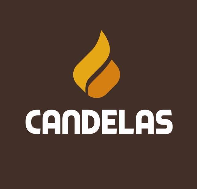 Café Candelas deseño en cor