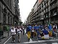 Caixa Catalunya - Correfoc infantil i preparatius del correfoc gran P1160666.JPG