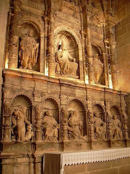 File:Calahorra - Catedral - Capilla de San Pedro.jpg