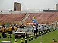 Caldeirão do Hulk, com o quadro Lata Velha no Estádio Municipal Frederico Dalmaso, Fredericão em Sertãozinho. - panoramio.jpg