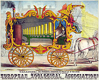 Calliope, the wonderful operonicon or steam car of the muses, advertising poster, 1874.jpg