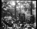 Calvin Coolidge addressing group from podium LCCN2016889035.tif