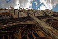 Cambridge - King's College Chapel 1446-1544 - North Gate - View on North Wall II.jpg