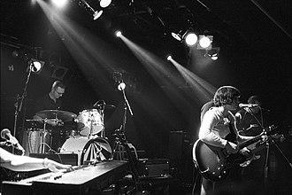 Camera Obscura (band) - Camera Obscura live at Debaser, Stockholm, Sweden