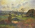 Camille Pissarro - La Briqueterie Delafolie à Éragny (1885).jpg