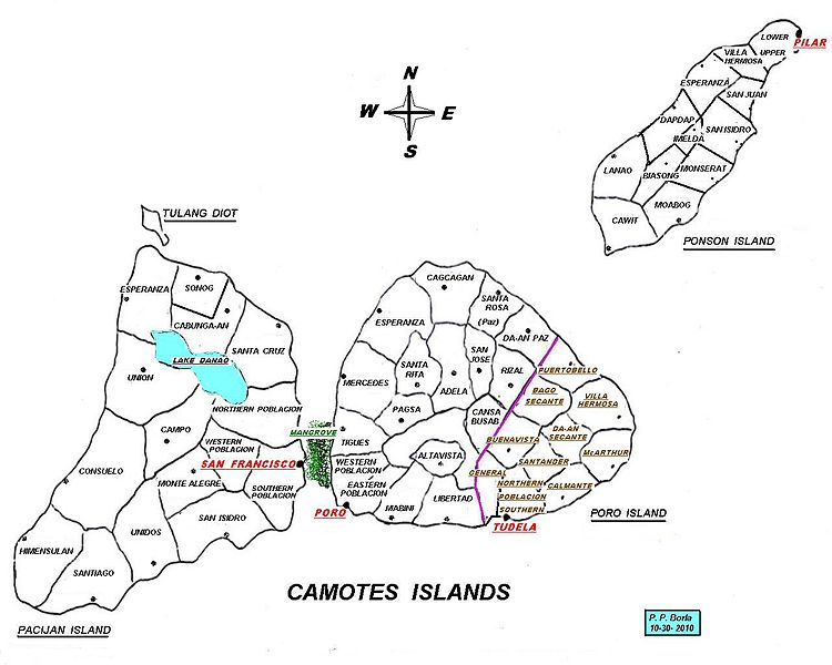 2019 camotes islands travel guide for a day