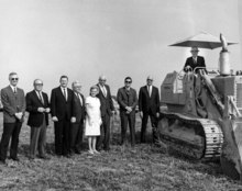 USI Campus Groundbreaking