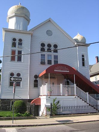 South Norwalk - Canaan Institutional Baptist Church