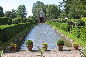 Westbury Court Garden - Westbury Court: the Canal.