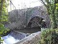 Canal bridge over the Afon Lwyd, New Inn - geograph.org.uk - 2291578.jpg