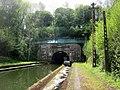 Canal de Saint-Quentin, Le souterrain de Riqueval (Riqueval Tunnel), northern entrance - panoramio (2).jpg