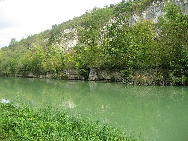 Canal latéral à la Marne, La Chaussée-sur-Marne