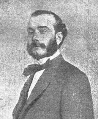 Ramón Nocedal Romea - Candido Nocedal