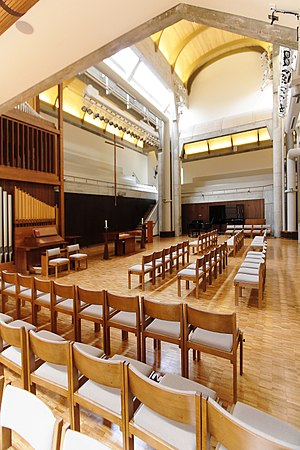 Candler School of Theology - Cannon Chapel - Interior