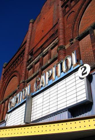 Capitol Theatre (Woodstock, Ontario) - Image: Capitol Theatre Woodstock
