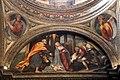 Cappella dei Magi, Il Pordenone, Pastori al Presepio 01.jpg