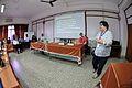 Carolyn Royston Addressing - Inaugural Function - Digital Engagement of Museums - National Workshop - NCSM - Kolkata 2014-09-22 7116.JPG
