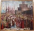 Carpaccio, storie di s.orsola 06, Incontro dei pellegrini con papa Ciriaco, 1491-93, 01.JPG