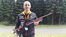Carsten Heymann Biathlete