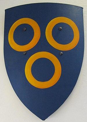 Cerchi family - Cerchi coat of arms