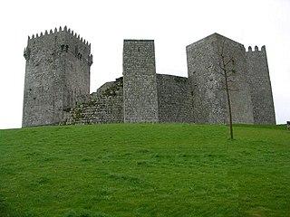 Montalegre Castle