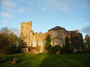 Castle Upton - Image: Castle Upton Templepatrick geograph.org.uk 1075910
