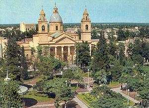 Santiago del Estero - Santiago del Estero Cathedral c.1970