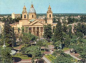 Santiago del Estero: Catedral Santiago del Estero (EDICOLOR - 82-2)