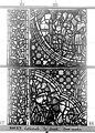 Cathédrale - Vitrail, baie 59, Vie de Joseph, neuvième panneau, en haut - Rouen - Médiathèque de l'architecture et du patrimoine - APMH00031369.jpg
