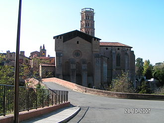 Rieux Cathedral - Image: Cathédrale de la Nativité de Marie de Rieux