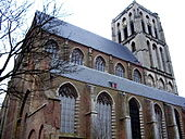 Sint-Catharijnekerk, Brielle