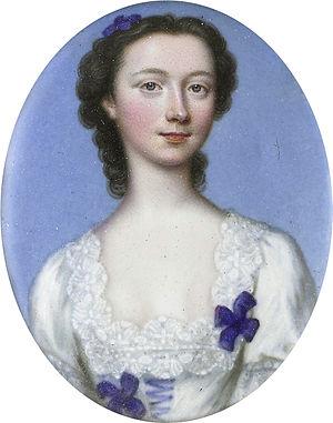 Catherine Talbot - Catherine Talbot (Christian Friedrich Zincke)