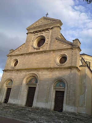 Roman Catholic Diocese of Avezzano - Avezzano Cathedral