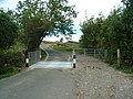 Cattle Grid and road - geograph.org.uk - 558125.jpg