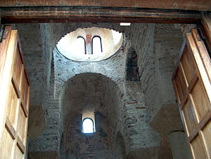 Cattolica di Stilo - Internal view