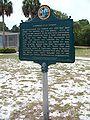 Cedar Key State Museum plaque02.jpg