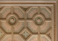 Ceiling detail at the Texarkana U.S. Post Office and Federal Building LCCN2013634254.tif