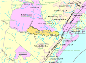 Census Bureau map of Corbin City, New Jersey.png