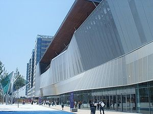 Imagen del Centro de Convenciones Internaciona...
