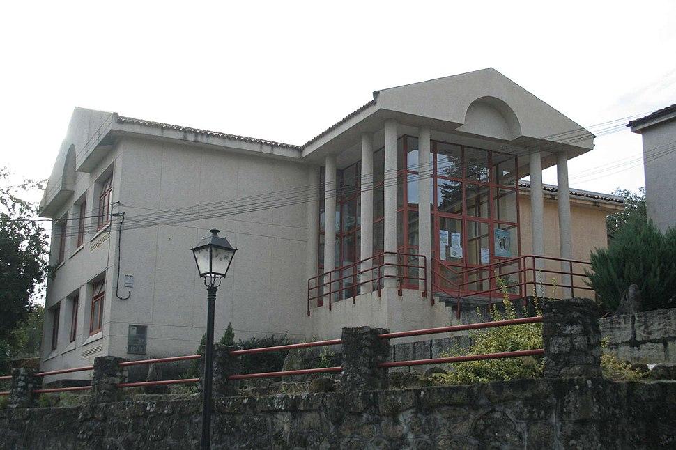 Centro de Saúde de Baños de Molgas