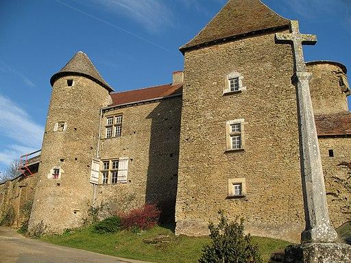 Château de Bissy-sur-Fley (71) - 2