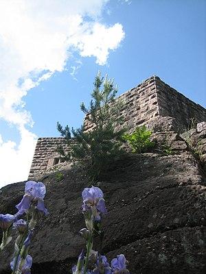 Château du Birkenfels - Tower