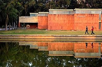 Panjab University - Fine Arts museum, Chandigarh