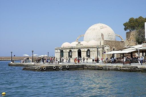 Chania mosque Janissaries