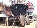 Chariot for Lord Gokarna Mahabaleshwar - panoramio.jpg