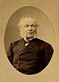 Charles Adolphe Wurtz. Photograph by Th. Truchelot & Valkman Wellcome V0028205.jpg