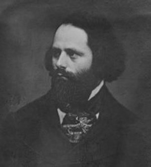 Charles Loring Elliott - Elliott in 1845, from daguerreotype