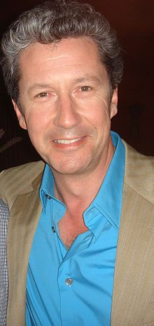Description de l'image  Charles Shaughnessy with Kevin Tostado cropped.jpg.