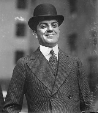 Charles Weeghman - Weeghman in 1914